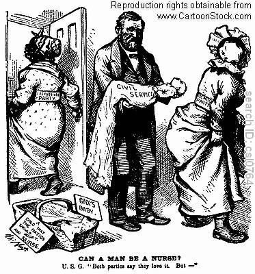 the gilded age   adding to the problems in gilded age politics was ...
