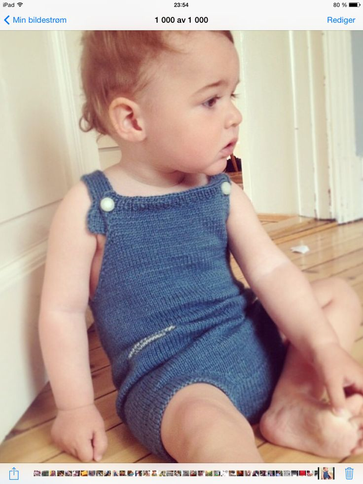 Knitted #pocketplaysuit. Pattern by @charlottpettersen and #ministrikk