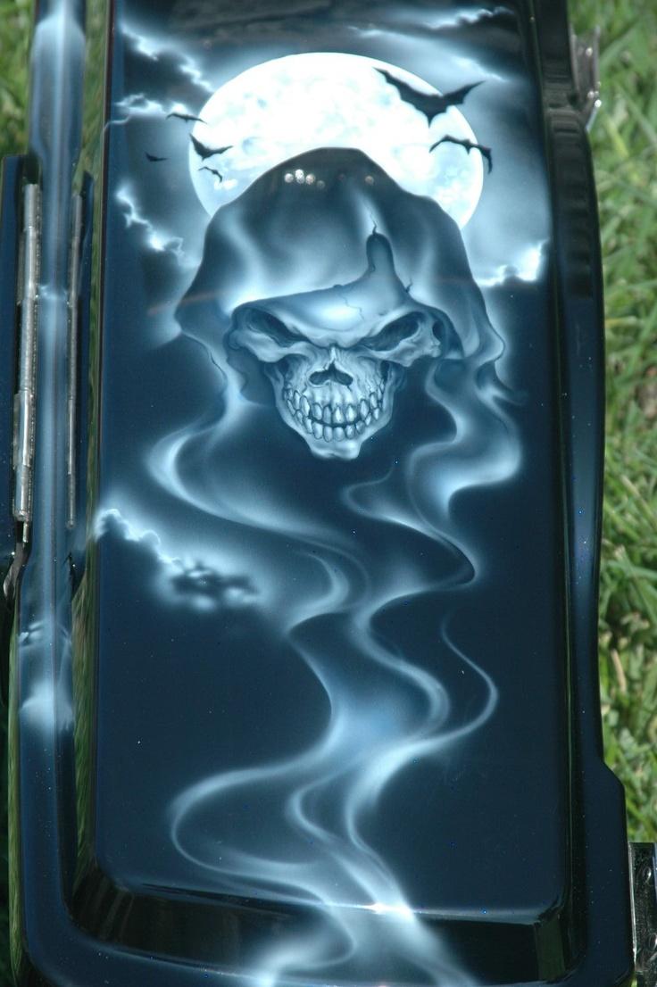 Black Sabbath motorcycle