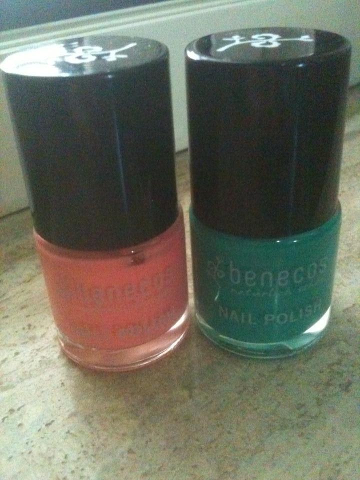Benecos nail polish, Product review!