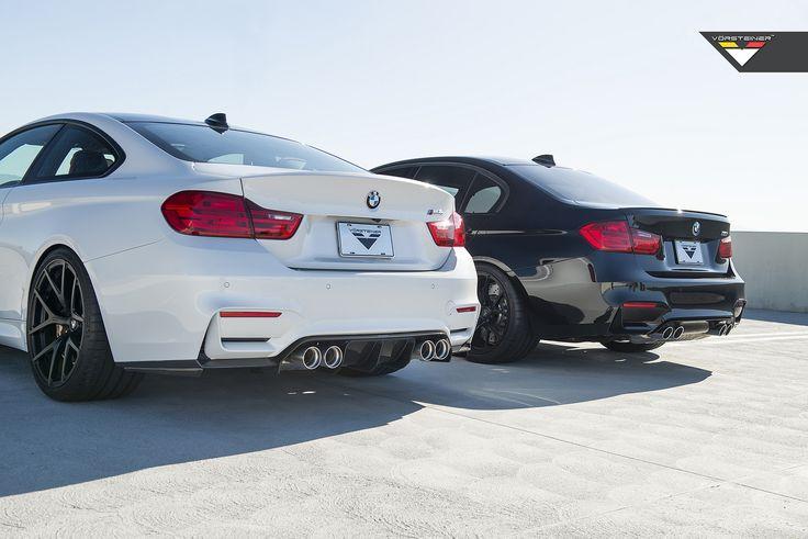 BMW F80 M3 And BMW F82 M4 By Vorsteiner - http://www.bmwblog.com/2014/10/04/bmw-f80-m3-bmw-f82-m4-vorsteiner/