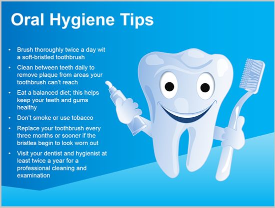 how to keep our teeth clean and healthy