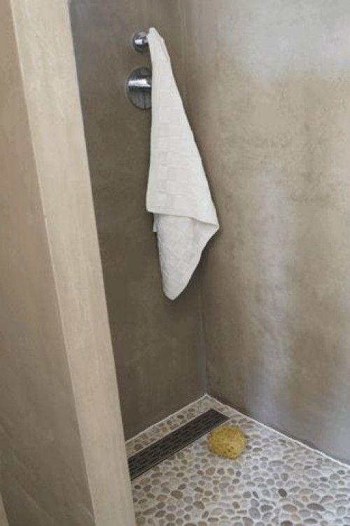 25 beste idee n over rustige badkamer op pinterest kleine badkamer kleuren badkamer verf - Beige warme of koude kleur ...