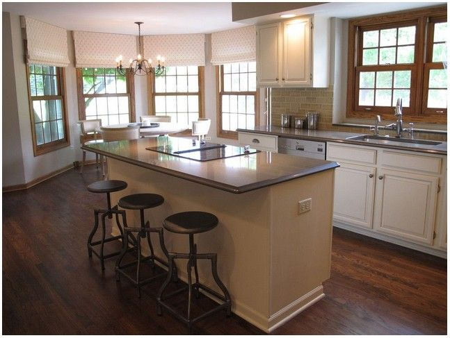 Image Result For Golden Oak Trim And Floor And White Cabinets Kitchen Design Oak Wood Trim Oak Trim
