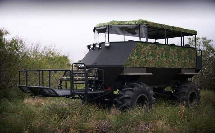 Critter Gitter 2 Will Make Other Hunting Trucks Look Like Toy Cars