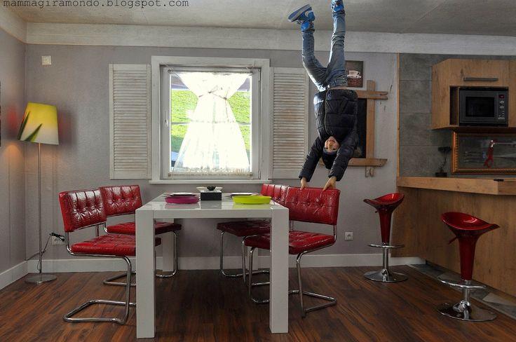 Viaggiare è il mio peccato!!: Haus steht Kopf: la casa capovolta in Austria