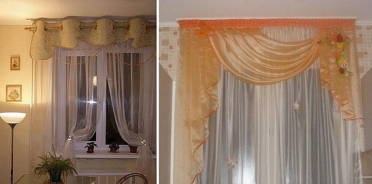Ламбрекен для кухни: фото штор на кухню, своими руками выкройки, кухонные занавески, как сшить на маленькое окно, видео