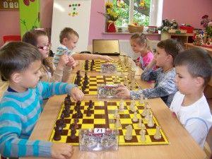 II Turniej Szachowy o Mistrzostwo Przedszkola Europejskiej Akademii Dziecka, Świdnica, 13.06.2012