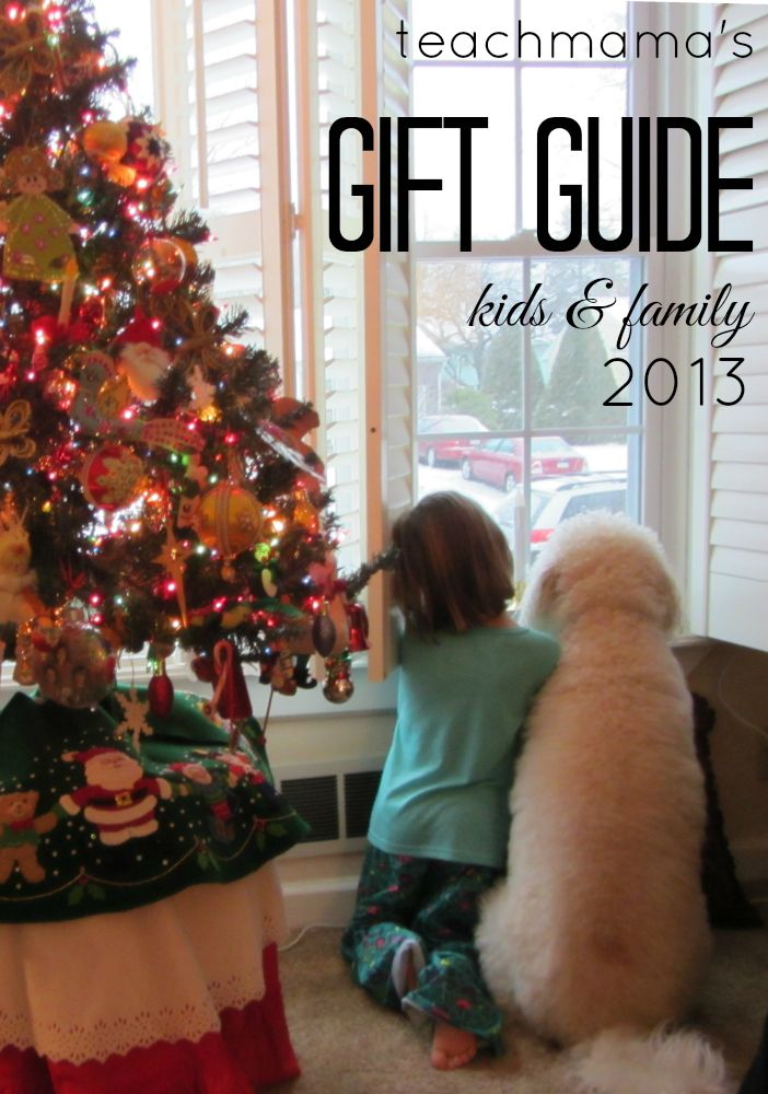 best gifts for kids and families 2013: teachmama's picks: Excel Gifts, Gifts Ideas, For Kids, Gift Ideas, Holidays Gifts, Gifts Secret, Gifts Guide, Families 2013, Families Gifts