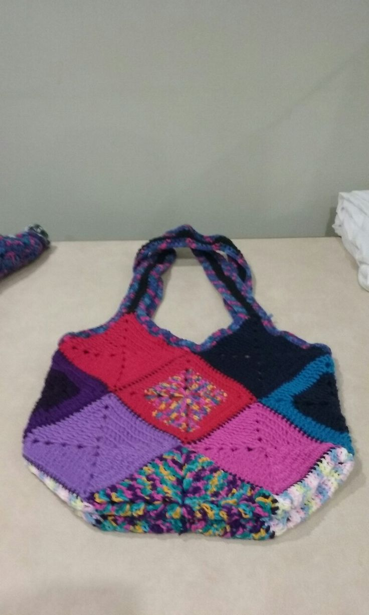 My slouch bag