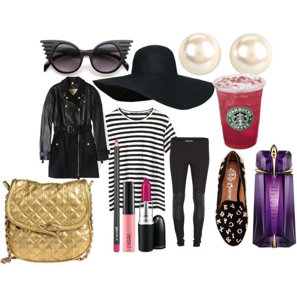 """girl about town"" by jessica-may-sinagra on Polyvore"