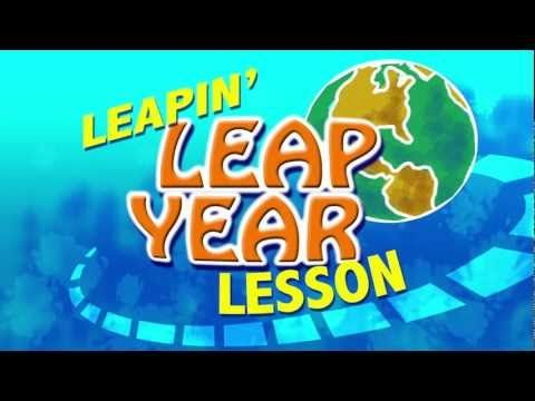 VeggieTales' own Larry the Cucumber helps solve the mystery of Leap Year along with Junior Asparagus in this new educational short!