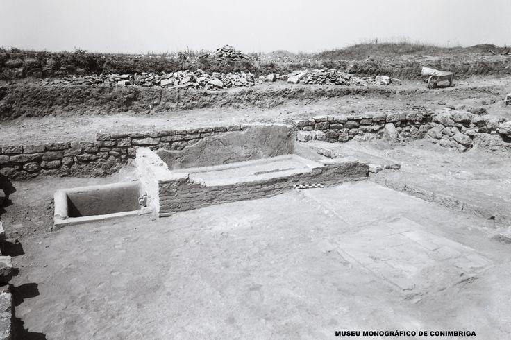 Sala dos tanques da ínsula do vaso fálico, 1969-1970