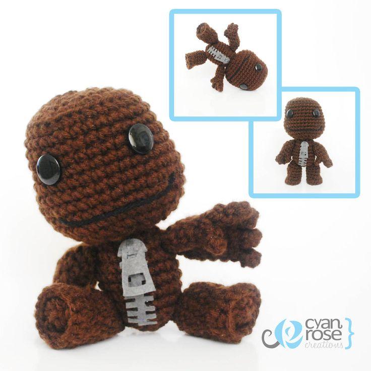 81 best Amigurumi / Crochet images on Pinterest | Knit crochet ...