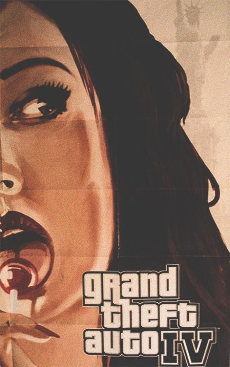 Grand Theft Auto IV -