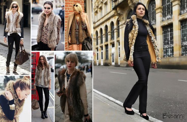 fashion, fur, vest, leopard, animal print, womens fashion, bogota, bizarre, colombia