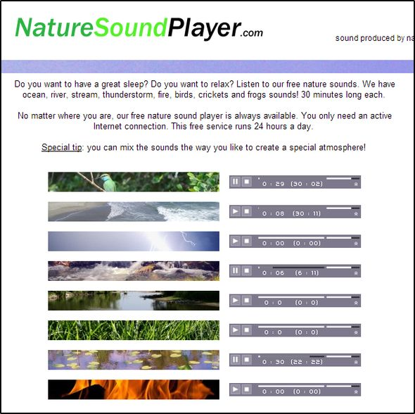 10 Websites for Background Noise/Sounds for Student/Teacher Work Time