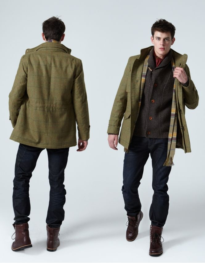 Are barbour jackets still in fashion 30