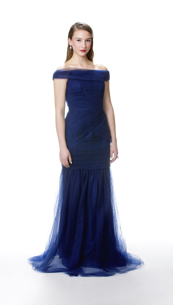 A beautiful nazy gown