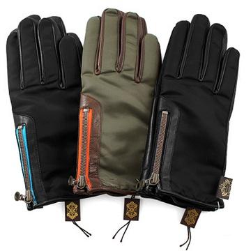 【 OROBIANCO オロビアンコ 】 手袋 メンズ OR14201M4   ISH 2 L'unique(オロビアンコ ルニーク