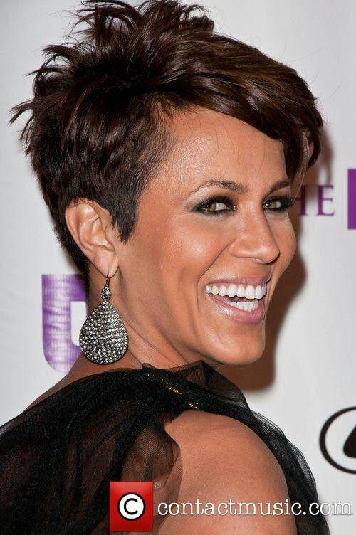 Nicole Ari Parker Hairstyles Pinterest Nicole Ari Parker
