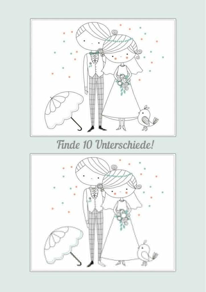 Hochzeit Malbuch Zum Ausdrucken Kostenloser Download Hochzeitsinspirationen With Images Wedding With Kids Wedding Book Coloring Books