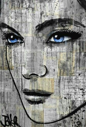Loui Jover... Awesome ink drawing!