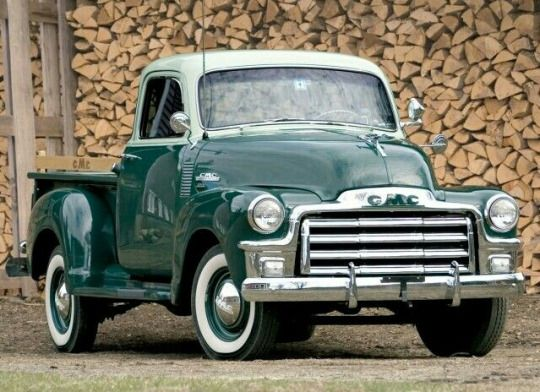 1964 GMC pickup truck