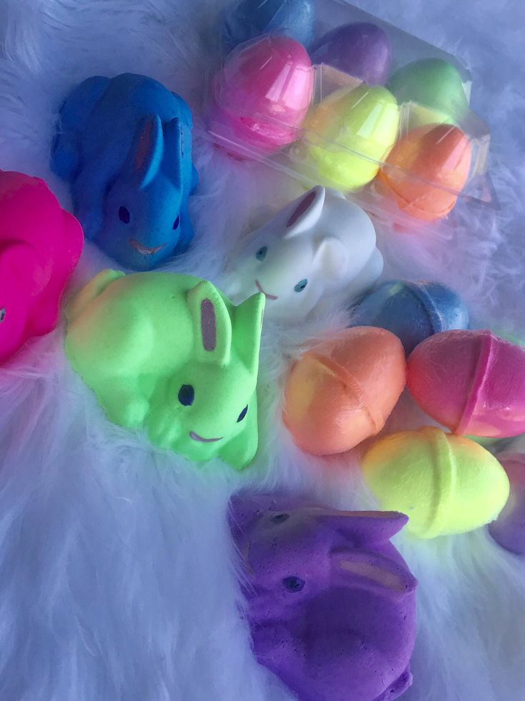 A personal favorite from my Etsy shop https://www.etsy.com/listing/596221589/easter-rabbits-bath-bombs-wholesale