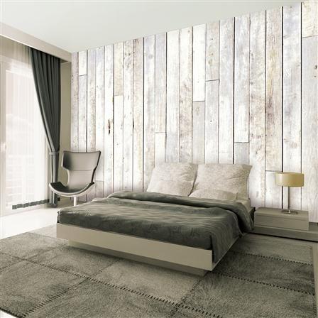 1Wall Scrapwood Wallpaper Mural