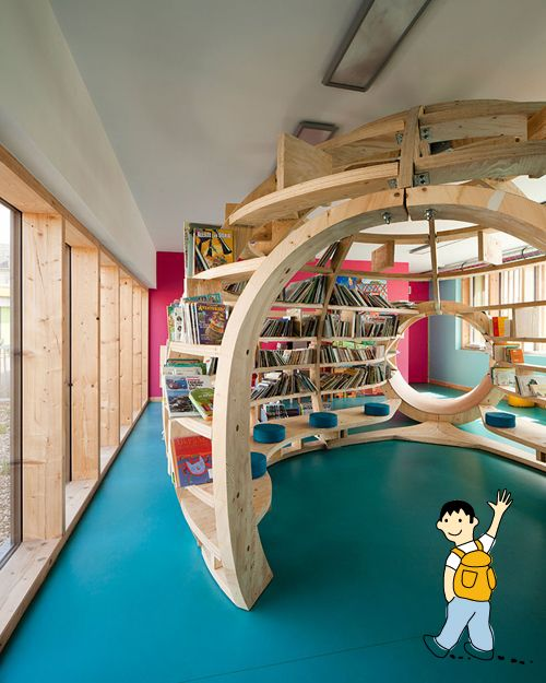 1000 images about espacios infantiles on pinterest for Raumgestaltung atelier kita