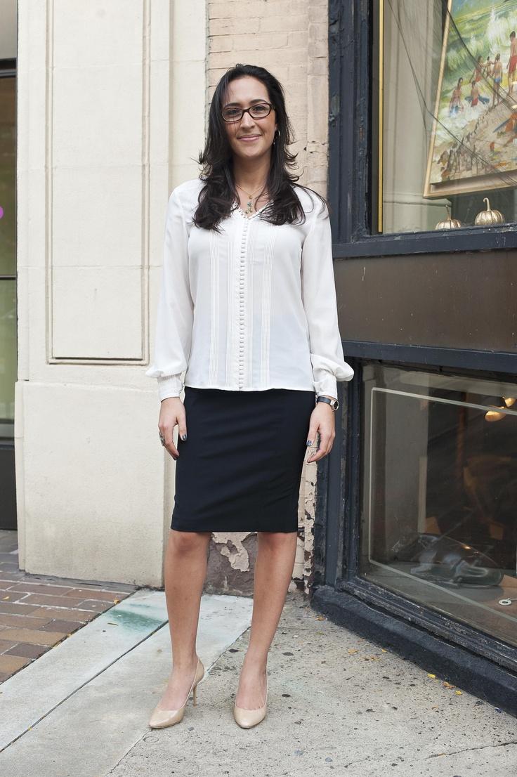 Hana 29 boston executive assistant fashion