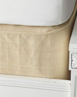 Eileen Fisher Farmhouse Box Spring Cover Bedroom