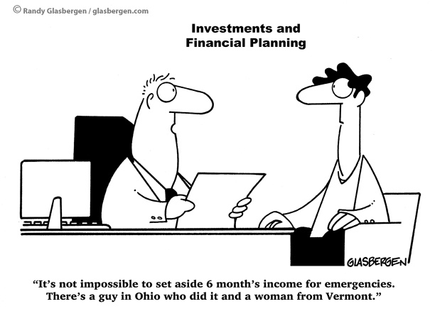 Successful financial management isn't necessarily an easy