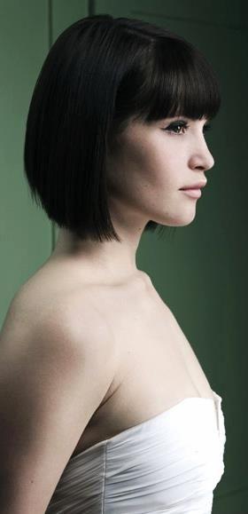 Gemma Arterton's bob and bangs