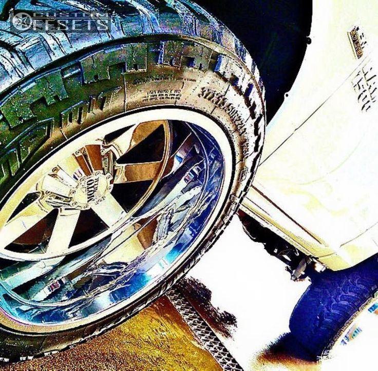 5 2014 Ram 1500 Dodge Suspension Lift 6 Moto Metal Mo962 Chrome Super Aggressive 3 5