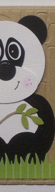 sneak peek to panda punch art - bjl