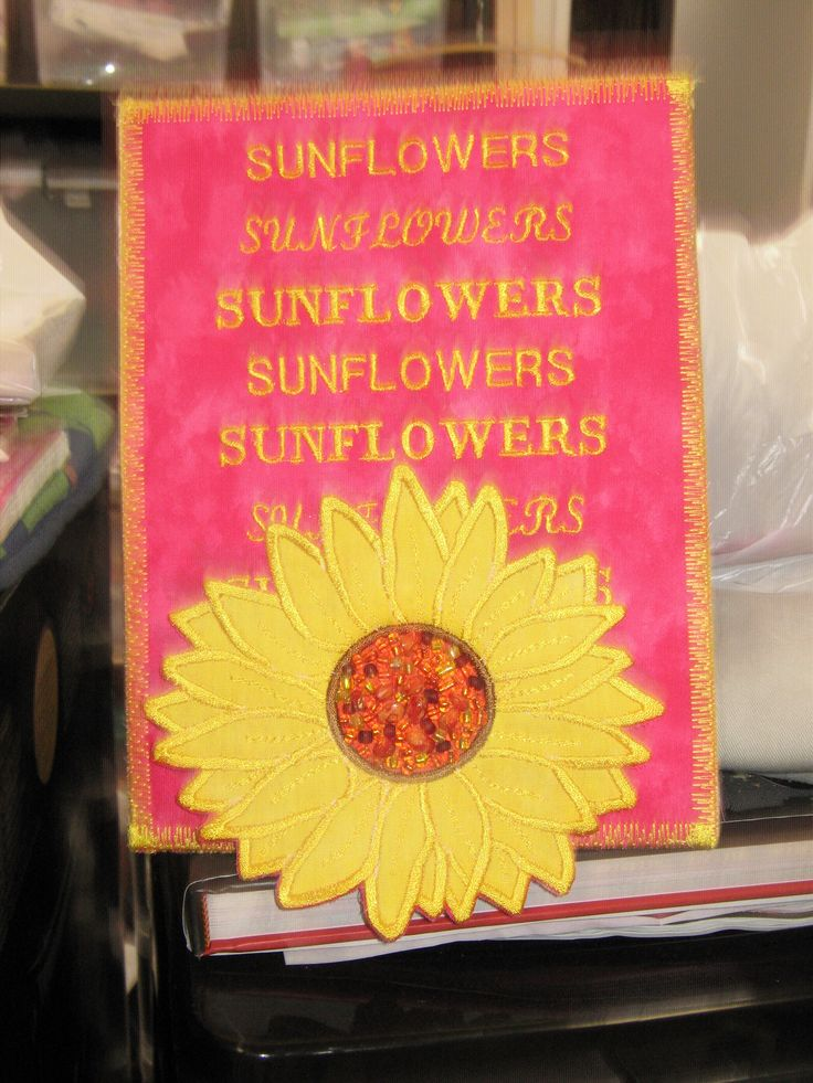 sunflowers by maria mason