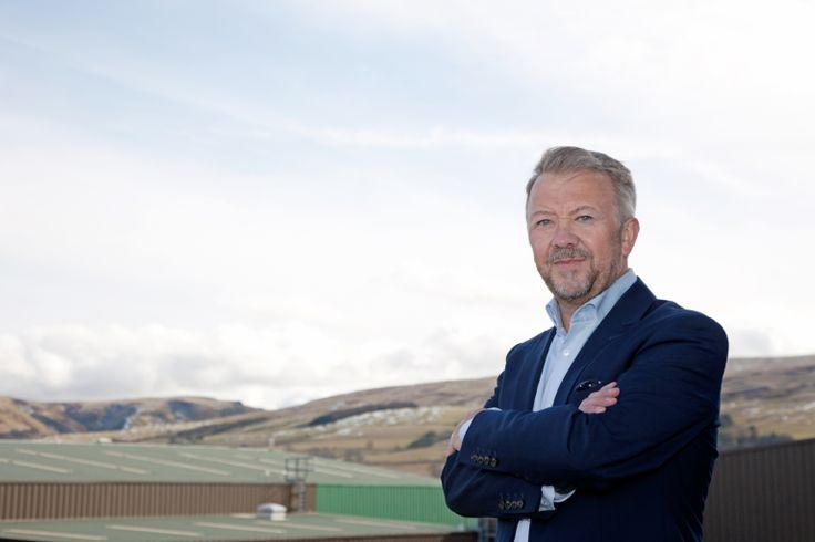 A View from the Top: Les Montgomery, chief executive of bottled water giant Highland Spring