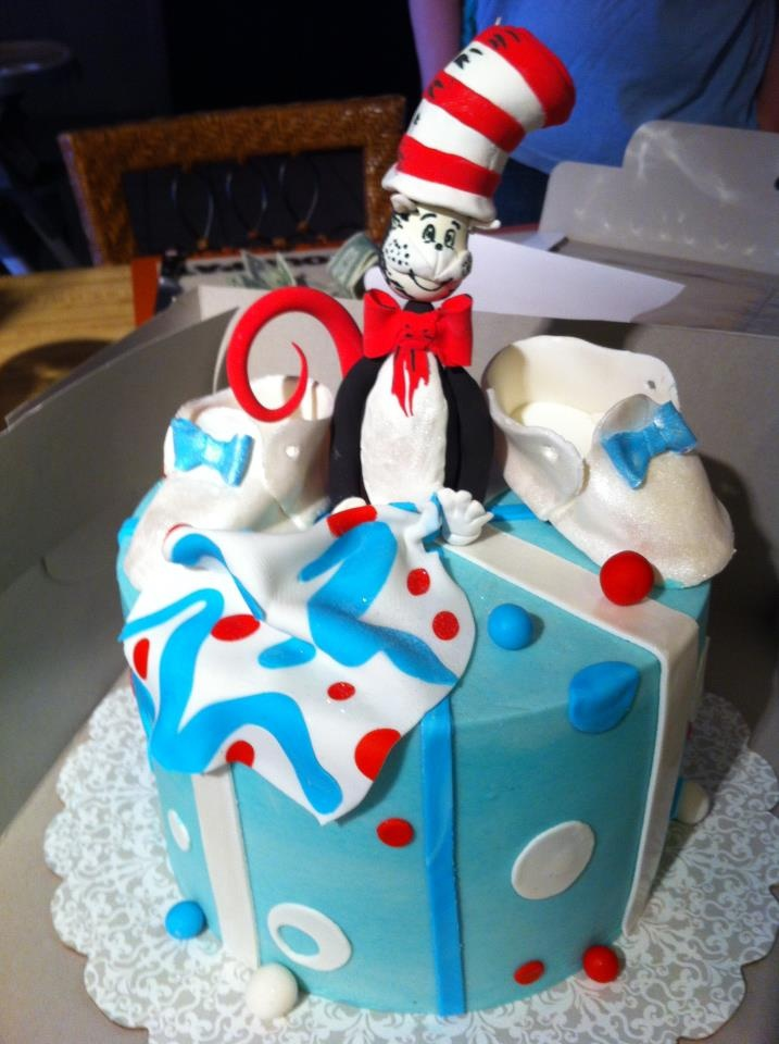 17 Best Images About Cat In The Hat Birthday Party Ideas