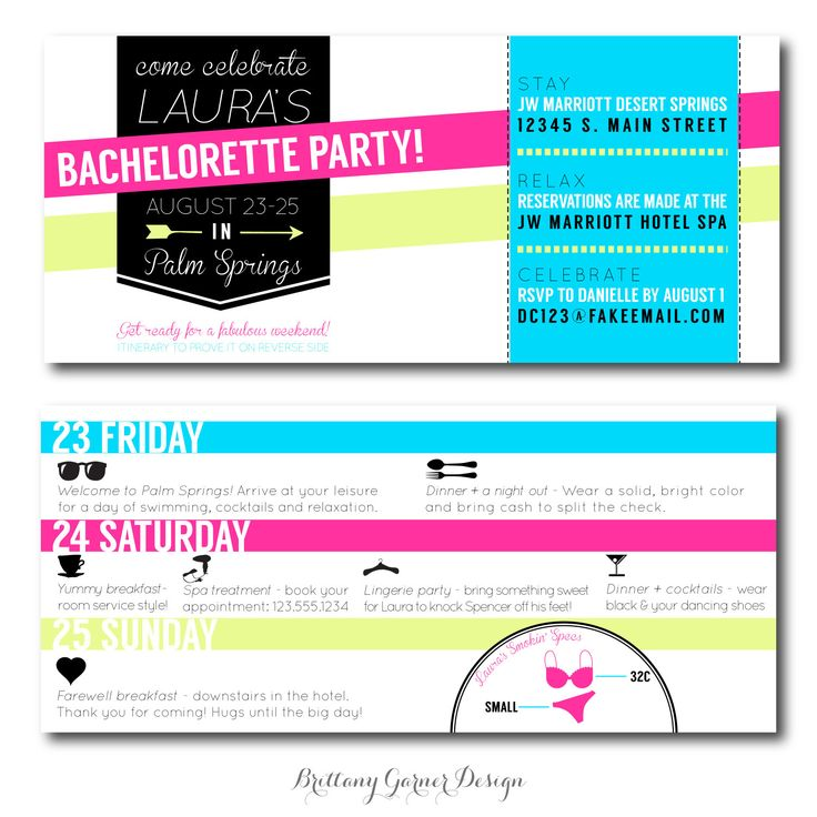 145 best Bride\'s Night Out(TM) - Bachelorette Party images on ...