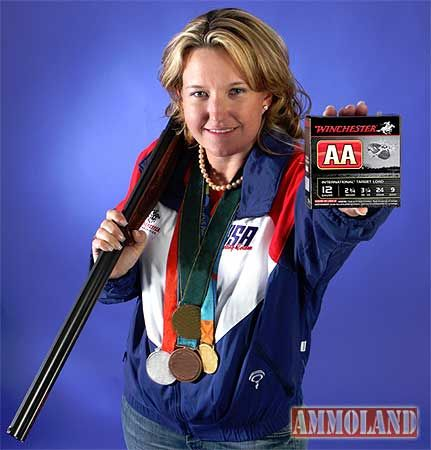 Kim Rhode Olympic Shooter/Medalist my role model