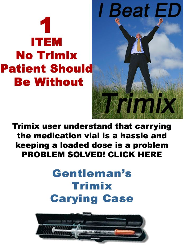 Trimix Carrying Case