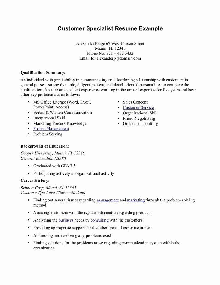 Star Method Resume Examples Beautiful Resume Sample Housekeeping Supervisor In 2020 Resume Summary Examples Resume Examples Professional Resume Examples