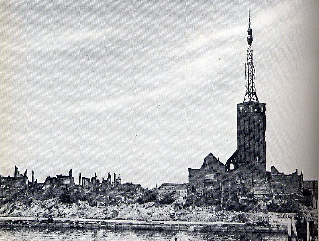 Prussia after the war- Preußen in der Nachkriegszeit