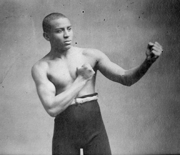 Awesome Considered The Greatest Lightweight Boxer Of All Time, Joe Gans Was First African American To Win World Boxing Championship