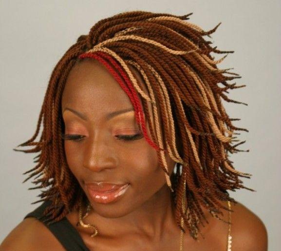 Nigeria Female Hairstyle Gaya Rambut Rambut