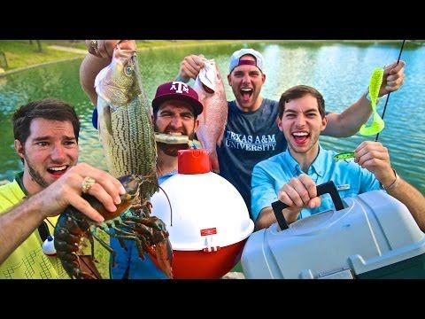 Stereotypes: Fishing - YouTube Hahahahahahahahahahaha LOVE IT!!!  and I know a few Mr. No Touchies who use gloves because they don't want to touch the fish