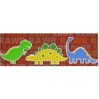 Dinosaur Canvas Wall Decor Shop Hobby Lobby Shop