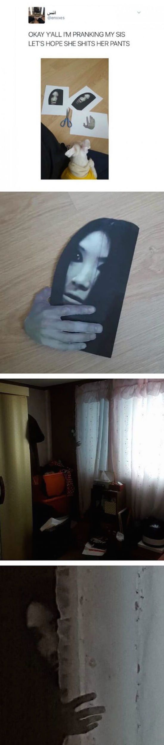 Best Funny Scary Pictures Ideas On Pinterest Creepy Funny - 21 terrifying situations imaginable